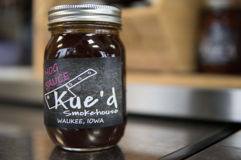 Kue'd Hot Sauce
