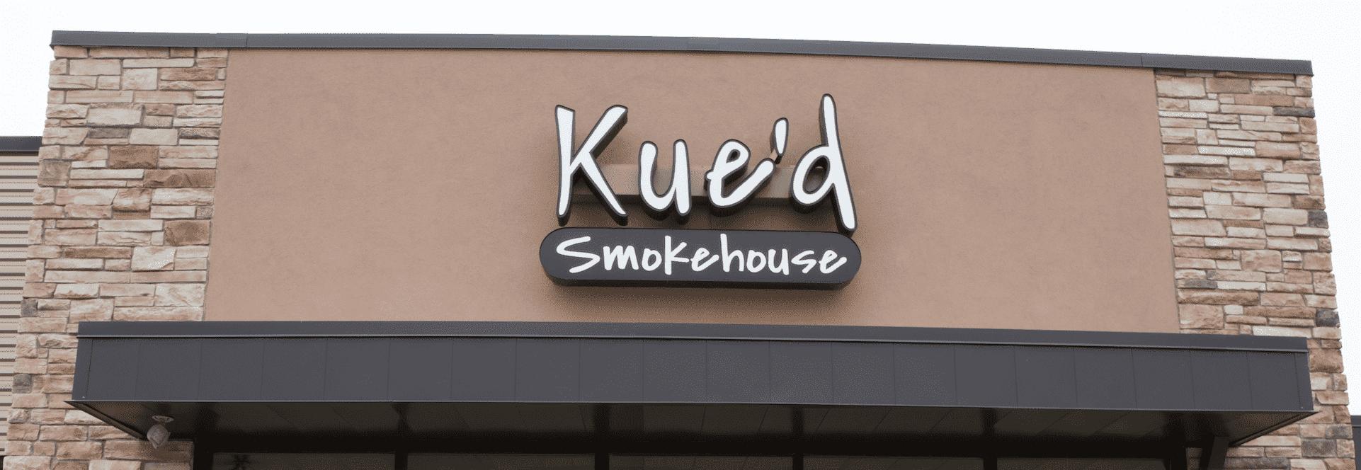 Kue'd Smokehouse Building